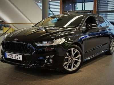 begagnad Ford Mondeo ST liten kompakt familje sportbil