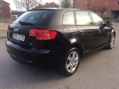 gebraucht Audi A3 1,6 TDI (105HK) Sportback,Fintskick