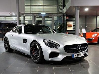begagnad Mercedes AMG GT S Sv-Såld Nypris 1573000.-