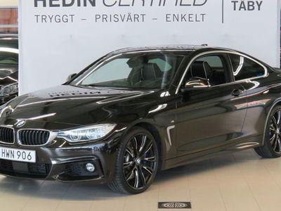 begagnad BMW 435 i xDrive Coupé M-Sport