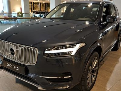 begagnad Volvo XC90 T5 AWD Inscription 7-säten