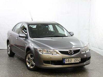 begagnad Mazda 6 Sport 2.0 147hk Räntefritt