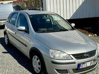 begagnad Opel Corsa 5D 1.2 PLUS