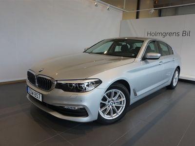 begagnad BMW 520 d sedan -18