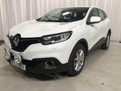 begagnad Renault Kadjar 1.6 dCi 4WD (130hk)