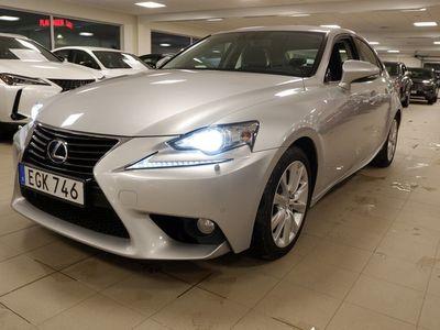 begagnad Lexus IS300h 2.5 CVT Executive 223hk