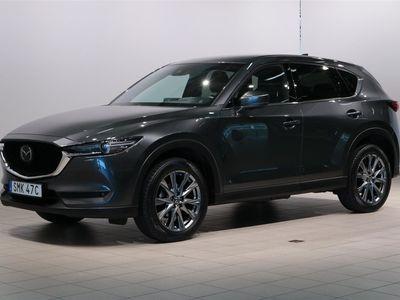 begagnad Mazda CX-5 Skyactive