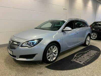 begagnad Opel Insignia SportsTourer 2.0CDTI 4x4 Aut 163hk *Värmare*