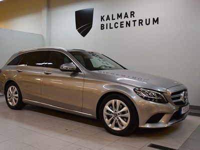 begagnad Mercedes C220 T d 9G-Tronic Euro 6 194h