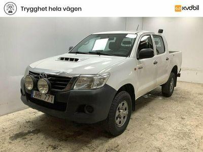 begagnad Toyota HiLux N2(EU,TSAM)