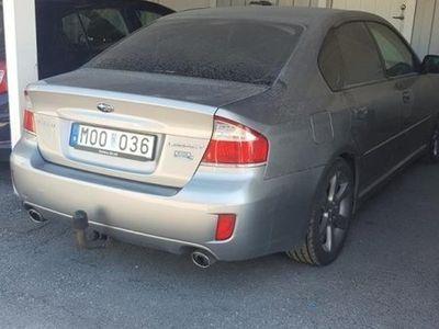 begagnad Subaru Legacy 2.0 D, 5MT, GDS?