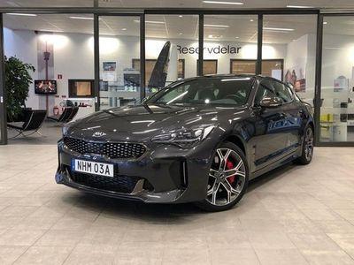 begagnad Kia Stinger GT 3.3 T-GDI V6 AWD DEMO 2020, Sedan 484 900 kr