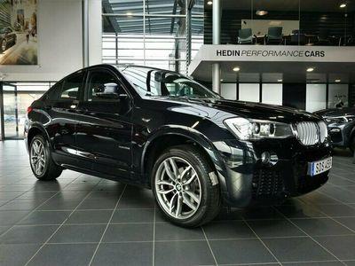 begagnad BMW X4 XDRIVE28I