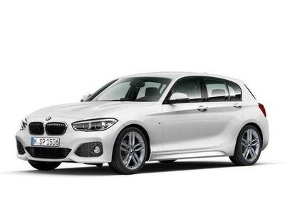 begagnad BMW 118 d 5d M Sport 2017, Kombi 271 900 kr