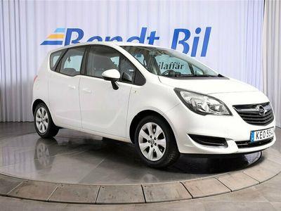 begagnad Opel Meriva 1.4 Turbo 140hk / 4670 mil / 2 ägare