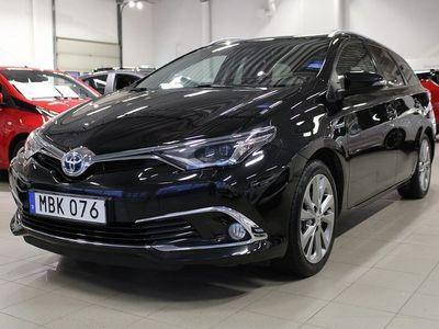 begagnad Toyota Auris 1.8 Elhybrid TS Executive Drag