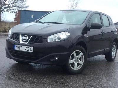 begagnad Nissan Qashqai 2.0 2012, SUV 78 100 kr - 100 100 kr