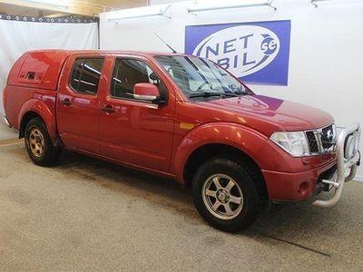begagnad Nissan Navara 2.5 dCi 4WD (171hk) -10