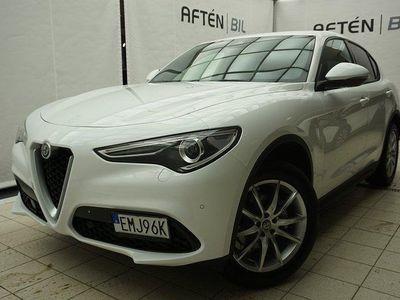 begagnad Alfa Romeo Stelvio *KAMPANJ* Super 2.0 200hk