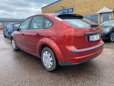 begagnad Ford Focus 5-dörrars Halvkombi 1.6 Duratec 101hk