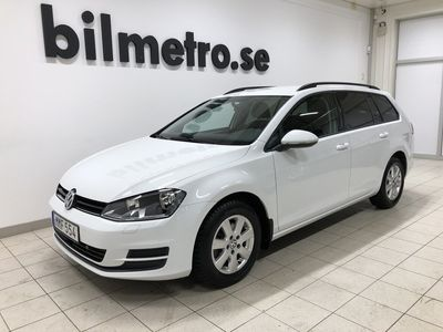 begagnad VW Golf Sportscombi 1,2 TSI 110 DSG7 Drag
