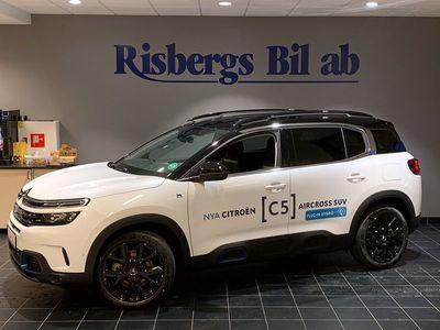 begagnad Citroën C5 Aircross Plug-IN HYBRID SHINE 225hk