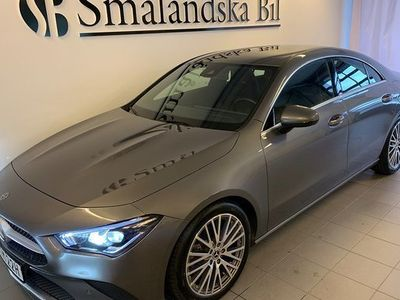 begagnad Mercedes 180 CLA BenzSe-edition Euro 6 2020, Sportkupé 289 000 kr