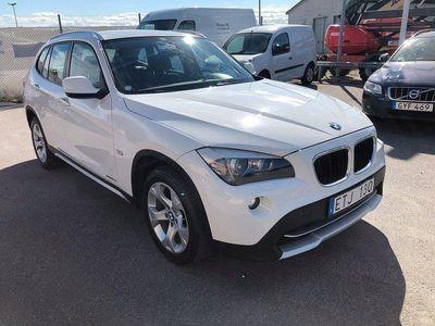 begagnad BMW X1 xDrive18d Aut Drag