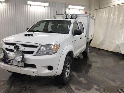 begagnad Toyota HiLux 2.5 D-4D 4WD