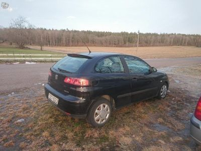 begagnad Seat Ibiza 1,4 Stella -02