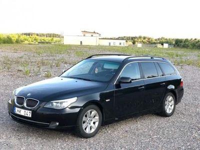 """begagnad BMW 523 i Touring """"Lågmilare"""" -07"""