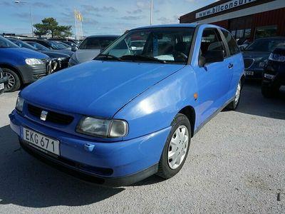 begagnad Seat Ibiza 5-dörrar 1.4 60hk Nybes ua