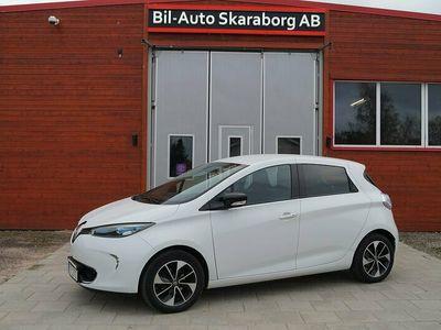begagnad Renault Zoe R110 41 kWh 109hk