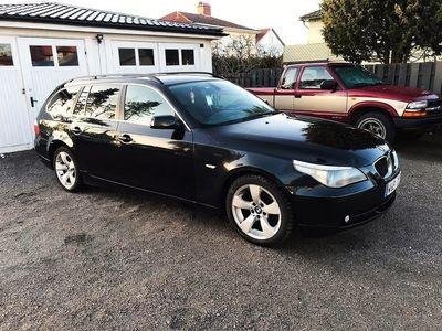 begagnad BMW 525 i Touring Automat 218hk byte/avbet 0% ränta