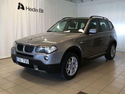 gebraucht BMW X3 2.0i Manuell