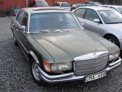 begagnad Mercedes 450 Se
