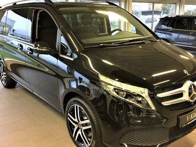 begagnad Mercedes 300 - Benz V -d Avantgarde lång