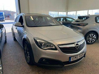 begagnad Opel Insignia Country Tourer 2.0 CDTI 4x4 Automat Euro 6 2016, Kombi Pris 179 000 kr