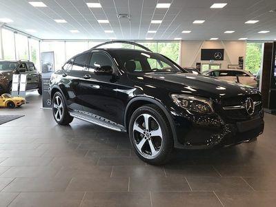 begagnad Mercedes GLC220 d 4MATIC COUPÉ