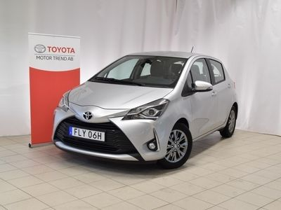 used Toyota Yaris 1,5 vvti active 5d -19