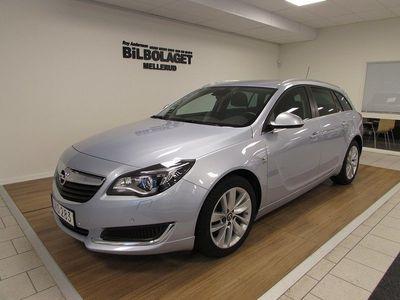 gebraucht Opel Insignia Edition Sports Tourer 2,0 CDTI ECOTECH 170hk 4X4 eLSD &