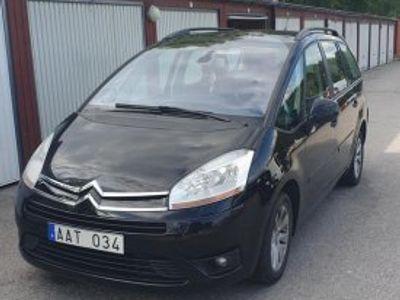 gebraucht Citroën Grand C4 Picasso -10