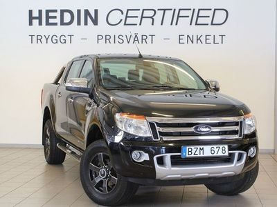 begagnad Ford Ranger 3.2 200hk Limited DC AWD