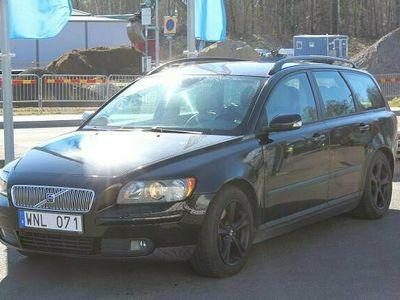 begagnad Volvo V50 2.5 T5 220hk Drag Värmare Kupe