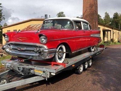 begagnad Chevrolet Bel Air 1957 Avbetalning utan konta