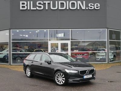 begagnad Volvo V90 T5 254hk,Momentum,3.700mil