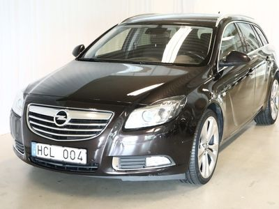 begagnad Opel Insignia Business SportsToure