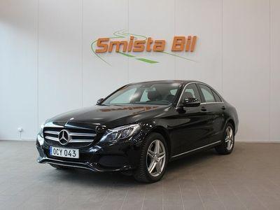 begagnad Mercedes C250 d 4M 250d 4-Matic, D-Värme, Eu6 204hk