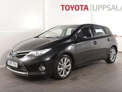 begagnad Toyota Auris 1,8 Elhybrid Executive 5dr GPS/