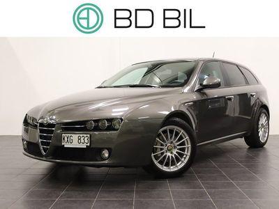 begagnad Alfa Romeo 159 Sportwagon 2.0 JTDM K-REM BYTT M-VÄRM SV-SÅL